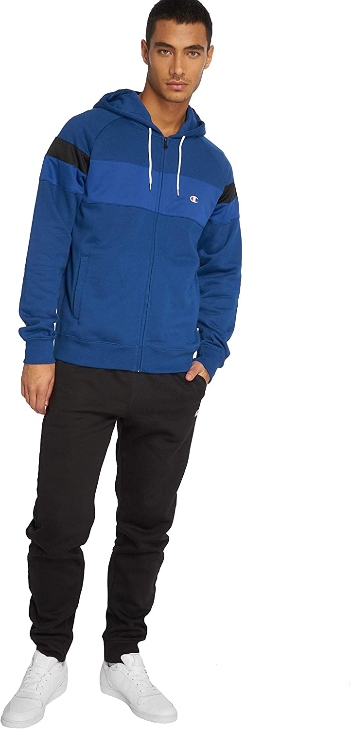 TALLA XXL. Champion Athletics Hombres Chándales Hooded Full Zip
