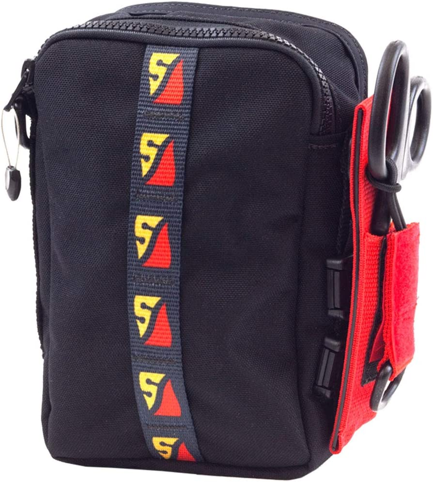 Vertical Zipper Closure Dive Rite DC Bellows Pocket