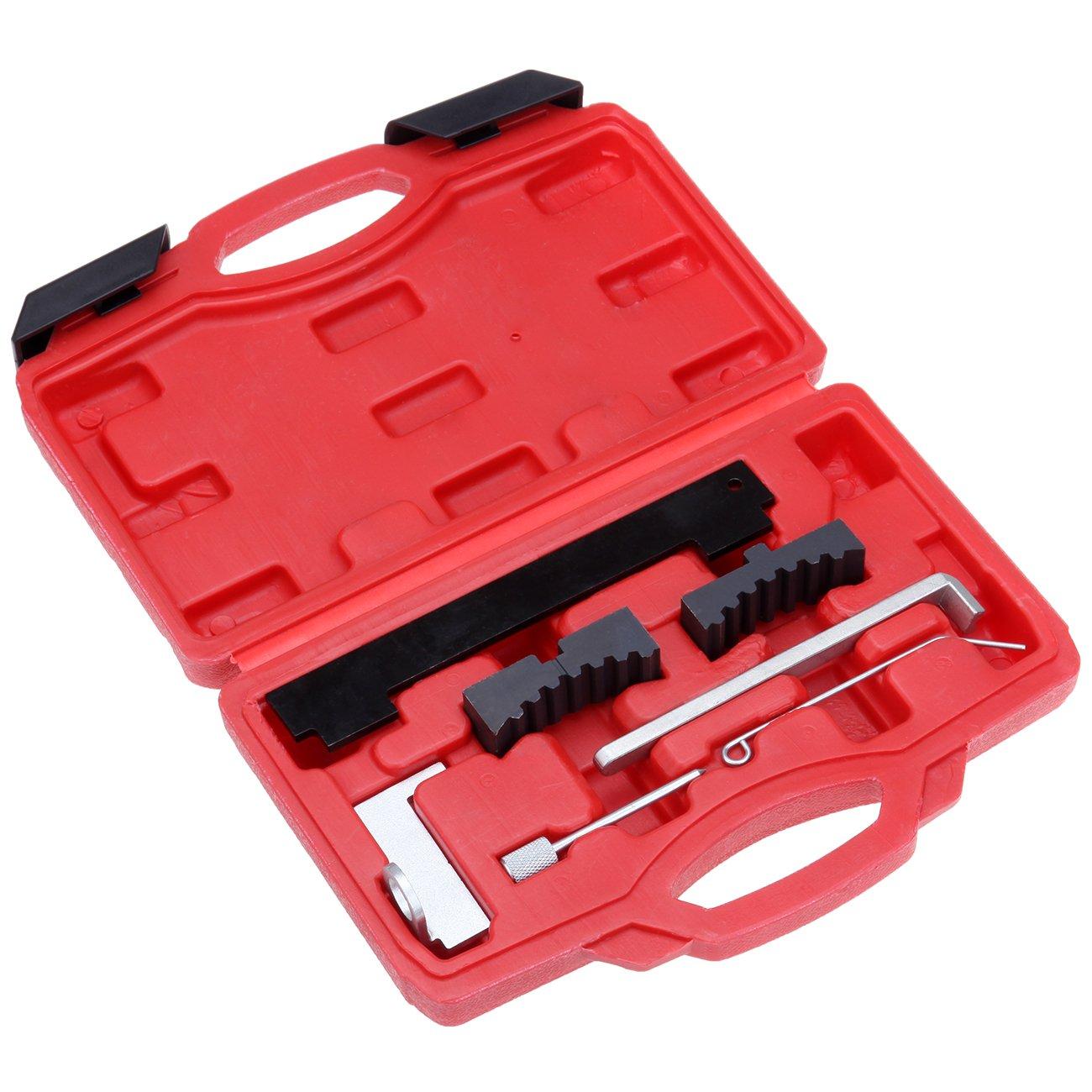 Amazon.com: Iglobalbuy 7PC Engine Timing Locking Tool Kit For ALFA FIAT GM OPEL VAUXHALL 1.4 1.6 16V: Automotive