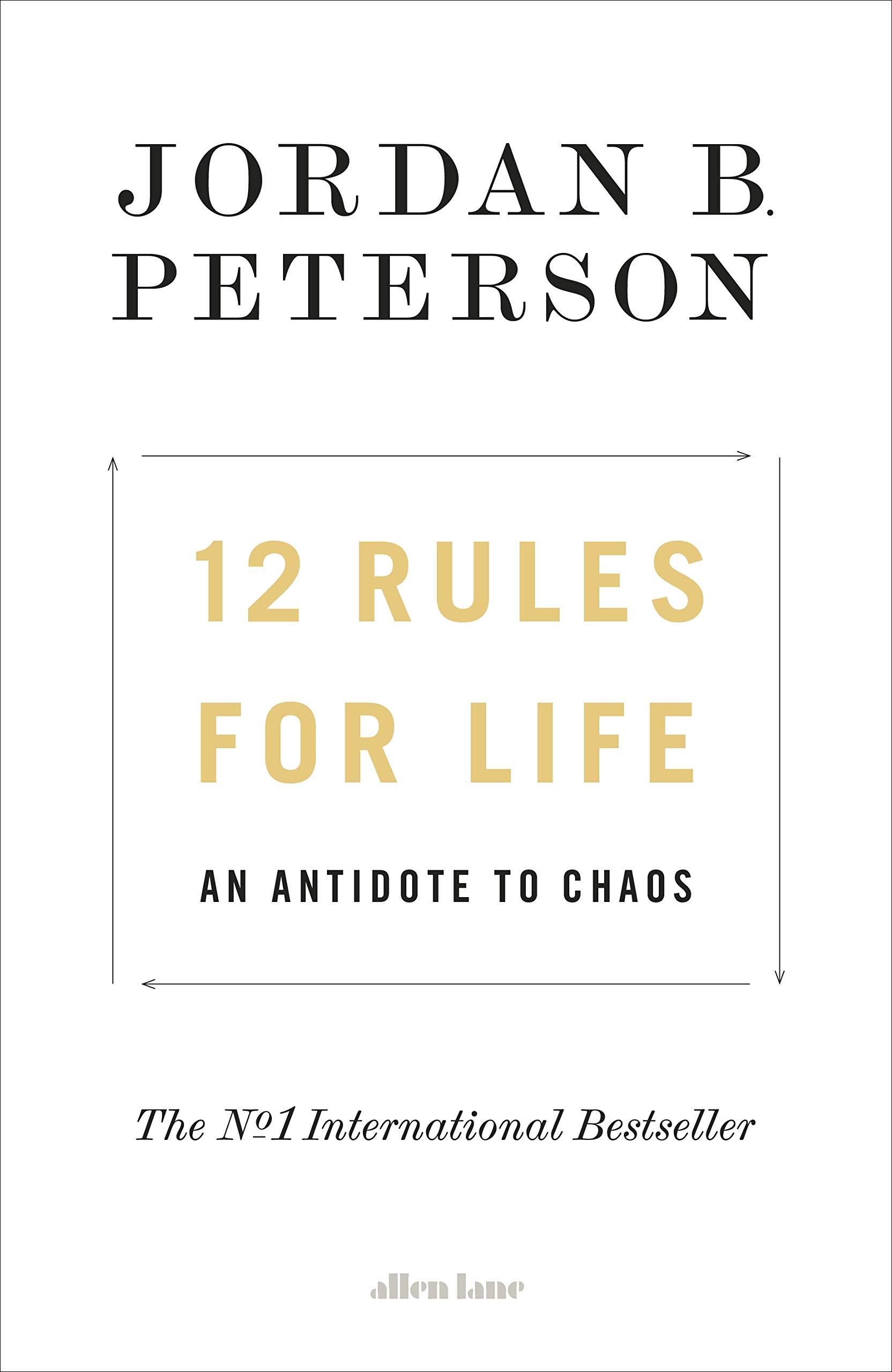 świetne oferty później najlepszy wybór 12 Rules for Life: An Antidote to Chaos