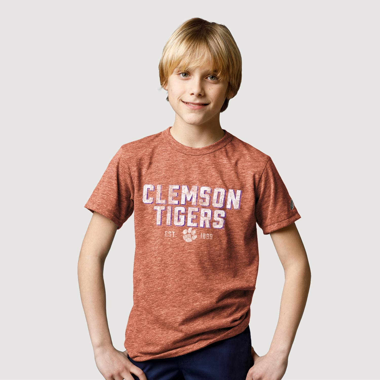 LEAGUE/&CO NCAA Teen-Boys Kids Victory Falls Tee