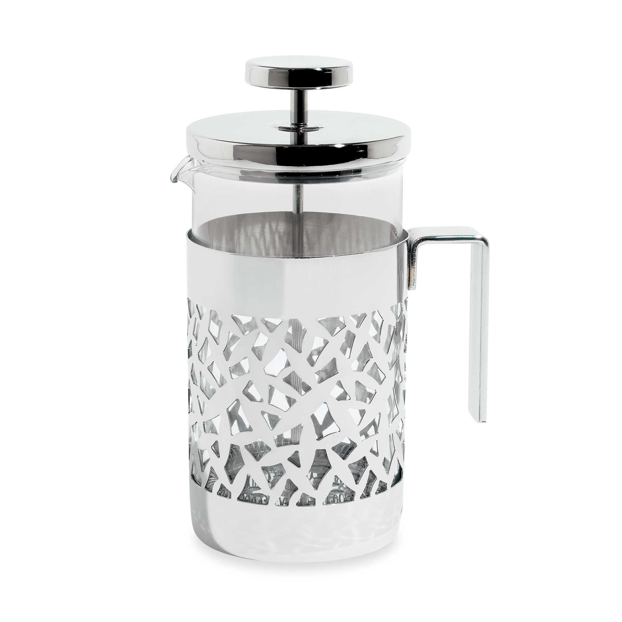 Alessi 8-Cup Press Filter Coffee Maker by HometoDeals
