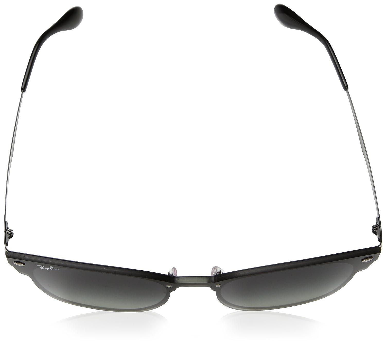 Rayban 0RB3576N 153 11 47 Montures de lunettes Mixte Adulte, Noir (Demi  Gloss Black),  Amazon.fr  Vêtements et accessoires d2027b391bb8
