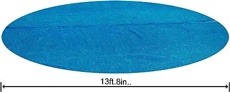 Bestway 58252 - Cobertor Solar para Piscina Desmontable Ø427 cm
