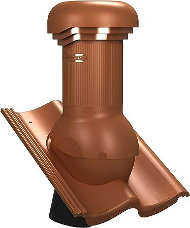 Chimenea de ventilación PRO DN150 para Eternit Göteborg, Euronit – Tejas S ventilador de techo con ventilador, 230.00V: Amazon.es: Bricolaje y herramientas