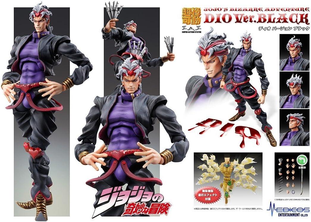 JoJo/'s Bizarre Adventure Super Action Statue Part 3 Dio Awakening Ver 2nd F//S