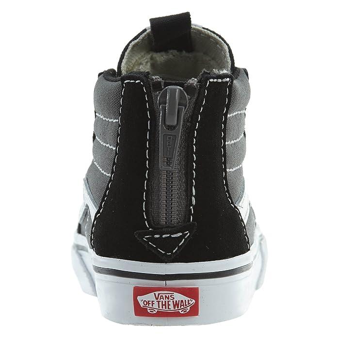 Vans Sk8-Hi Zip - Zapatillas Bebé-Niños: Amazon.es: Zapatos y complementos