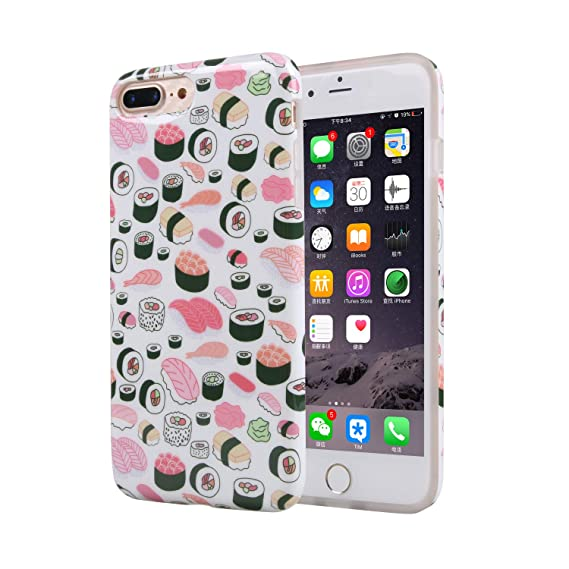 77d75f9783bd Image Unavailable. Image not available for. Color  Slim Fit Soft Flexible  Cute Protective Phone Case Cover ...