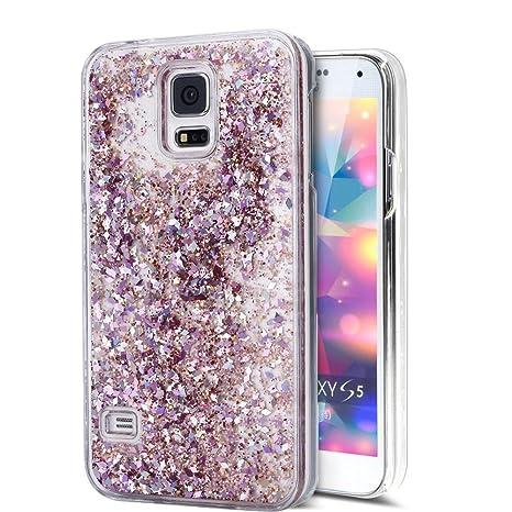 samsung s5 galaxy coque gliter
