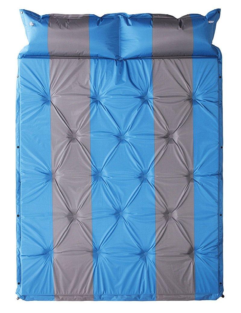 Verdickung 3CM Doppelt Automatisches aufblasbares Pad draussen Zeltauflage FeuchtigkeitsBesteändiges Pad Camping   Aufblasbares Bett 192  132  3cm