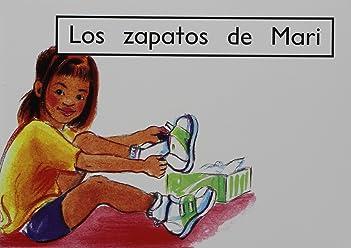 Rigby PM Coleccion: Individual Student Edition magenta basicos (magenta) Los zapatos de Mari