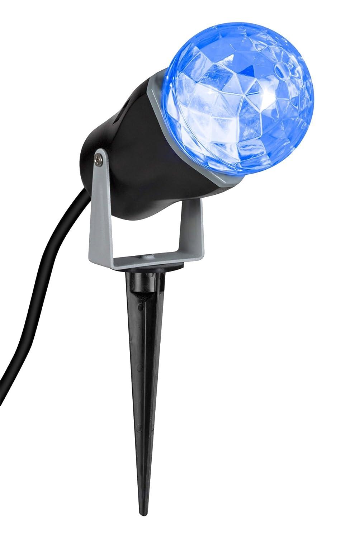 Amazon.com: Gemmy 88619 Projection Kaleidoscope Spot Light: Home ...