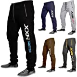 XXR Deluxe Fleece Joggers Tracksuit Bottom Gym Fitness Exercise Casual Jogging