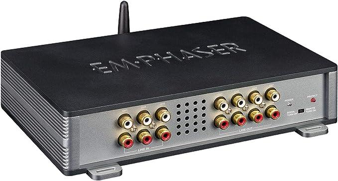 Emphaser Ea D800 Digit Line 8 Kanal Dsp Verstärker Mit Elektronik