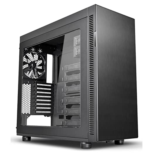 3 opinioni per Thermaltake Suppressor F51 Case PC Medio, con Finestrino, Nero