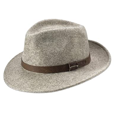 3634dfbc90c46 Orvis Midwest Bison Band Hat at Amazon Men s Clothing store
