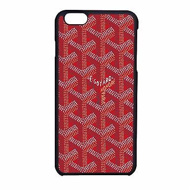new concept afa3f e0c6f Red goyard Iphone 6 - Iphone 6s Case: Amazon.co.uk: Electronics