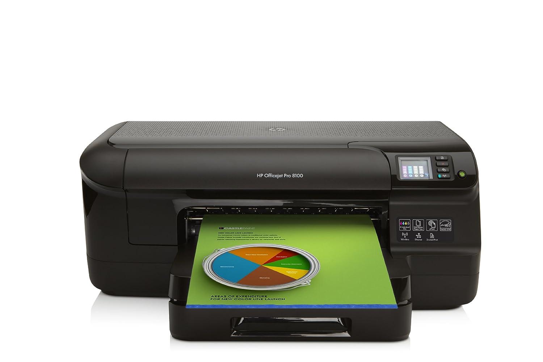 HP Officejet Pro 8100 - Impresora de tinta (B/N 35 PPM), color ...