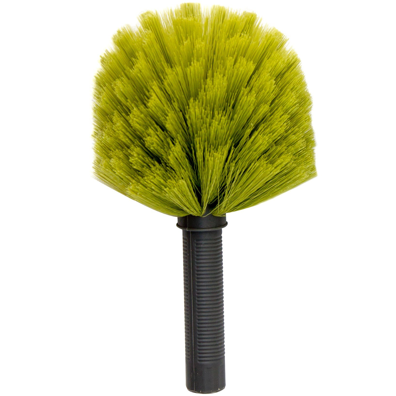 DocaPole Cobweb Duster // Ceiling and Corner Duster // For Dusting and Cleaning High Ceilings and Corners // Includes Handle for Use without Pole // DocaPole Cleaning Attachment (Pole Not Included)