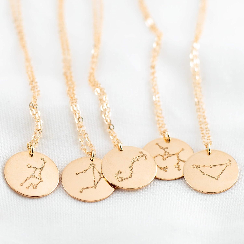 Zodiac Necklaces