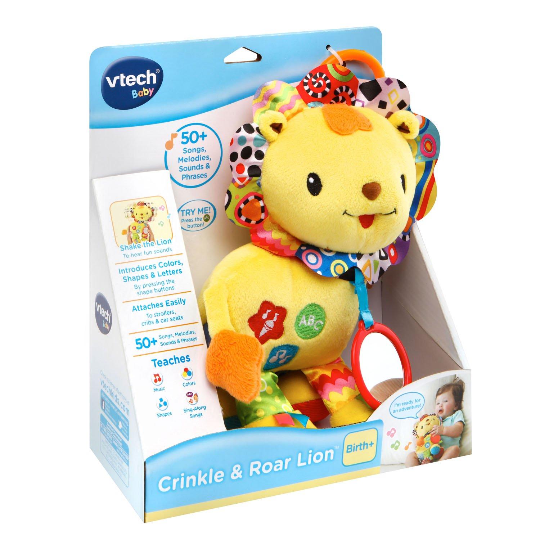 VTech Crinkle & Roar Lion by VTech (Image #7)