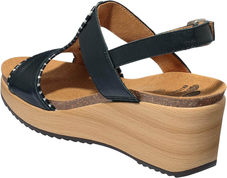 Scholl Sandalen mit Keilabsatz Kassidy Nero