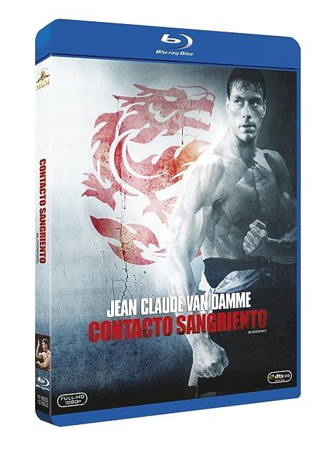 Contacto Sangriento - Blu-Ray [Blu-ray]: Amazon.es: Jean ...
