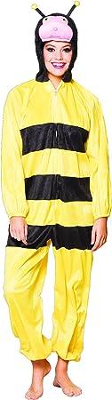 Boland 88444 adultos Disfraz miel abeja de peluche, One size ...