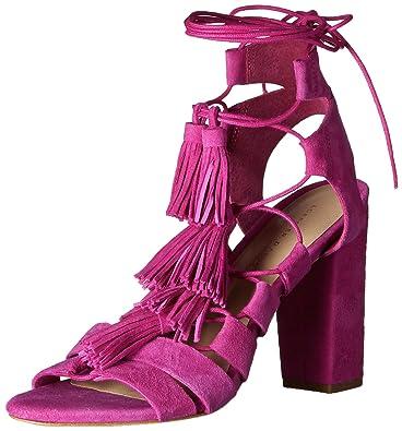 Loeffler Randall Women's Luz Dress Sandal, Azalea, ...