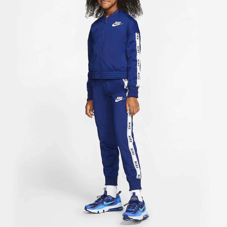 Desconocido Nike G NSW TRK Suit Tricot Chándal, Niñas: Amazon.es ...
