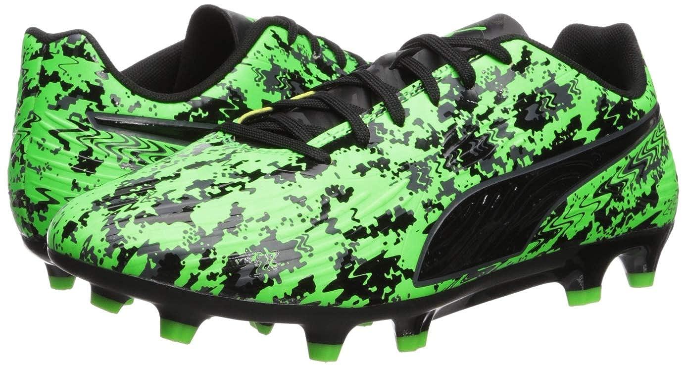 b3495b82e Amazon.com | PUMA Men's One 19.4 Fg/Ag Sneaker | Soccer