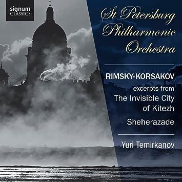 リムスキー=コルサコフ:交響組曲 シェエラザード