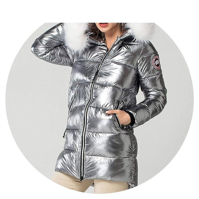 Amazon.com: Jifnhtrs - Chaqueta de invierno para mujer ...