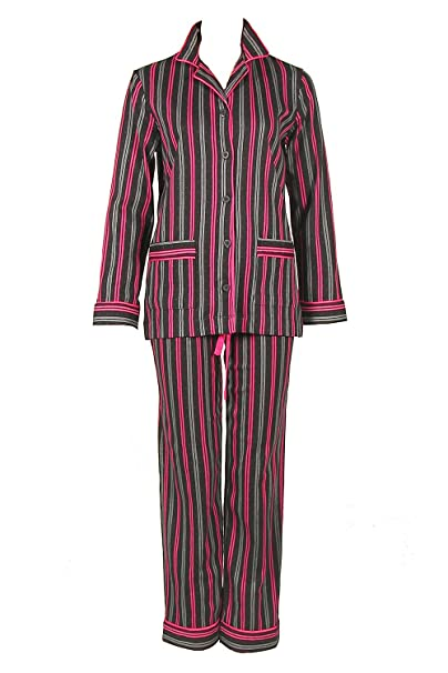 DKNY - Pijama - para Mujer Black Pink (014) X-Large