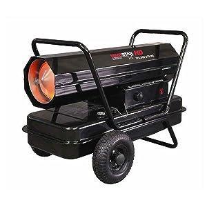 Heatstar By Enerco F170375 Forced Air Kerosene Heater with Thermostat HS175KT, 175K