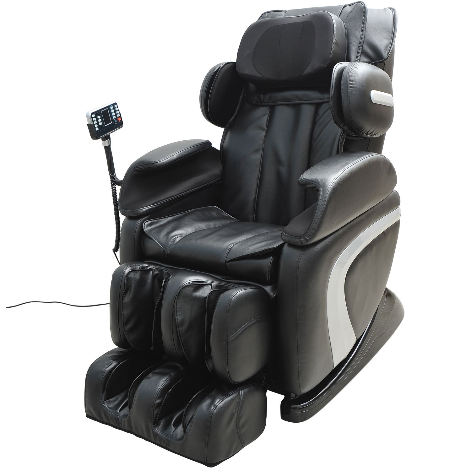 Hom Luxury Reclining Leather Massage Chair Automatic Zero