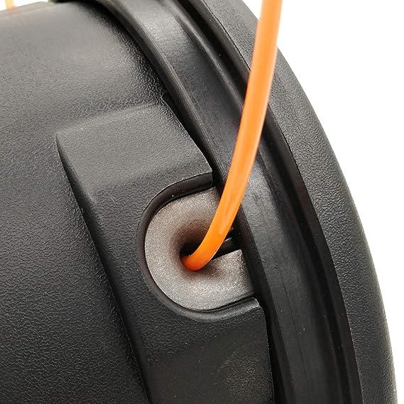Cabezal de Corte de Hilo Recortador de Hilo Cabezal segador Autocut 40-4 N.º de Pieza. 4005 710 2102