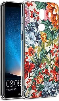Eouine Funda Huawei Mate 10 Pro, Cárcasa Silicona 3D Transparente ...