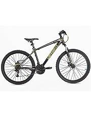 Greenway Acciaio Mountain Bike Sospensione Anteriore 69,8cm