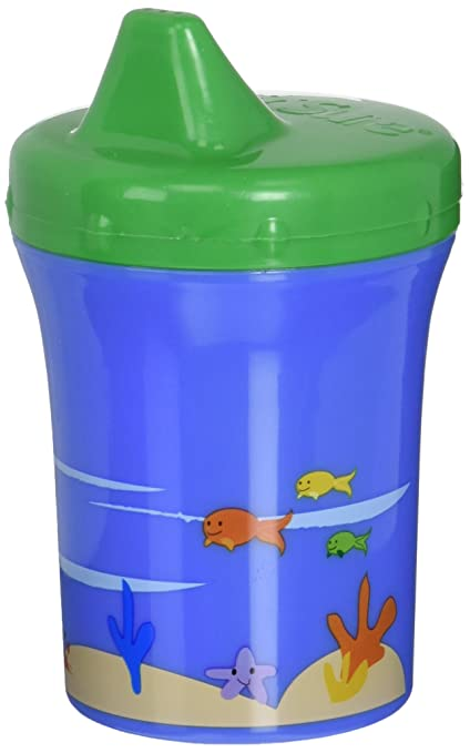 Sippy Sure The Medicine Dispensing Sippy Cup, Blue/Green