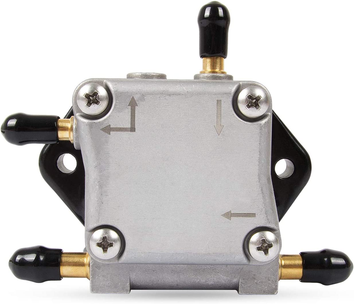 RANSOTO Fuel Pump Compatible With Mercury 40, 50, 60 HP 4 Stroke Outboard Engine,Replace # 8M0118177, 892874T01