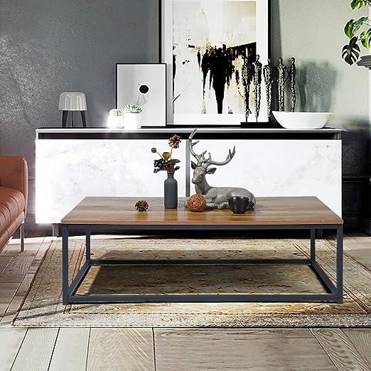 FURNISH1 - Mesa de Centro Moderna, Mesa de salón, Extremo de sofá ...