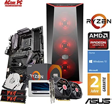 Acom Oferta del Mes – Gaming AMD ryzen 5 – 580 (AMD ryzen 5 2600 ...