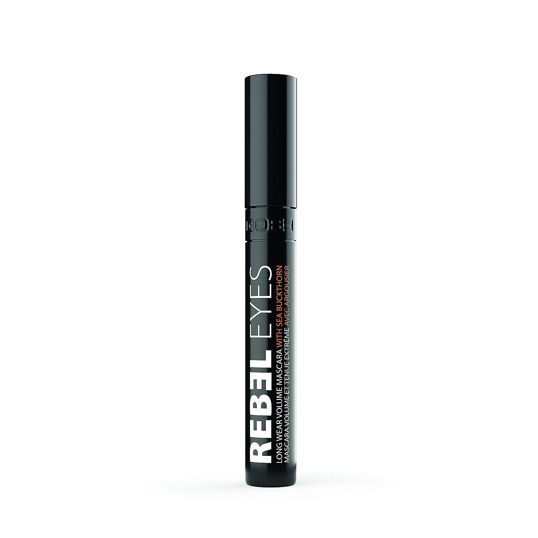 Gosh Copenhagen Rebel Eyes, Máscara (Black) - 1 unidad: Amazon.es: Belleza