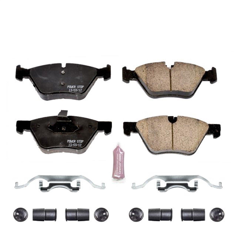 Power Stop Z23 Evolution Sport Brake Pads Z23-1061 Front