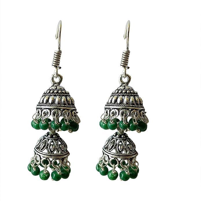 Jyesh Jewels Dangle /& Drop Earrings for Women and Girls