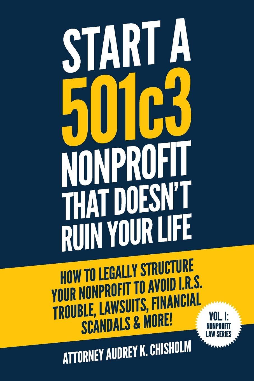 Start 501c3 Nonprofit That Doesnt product image