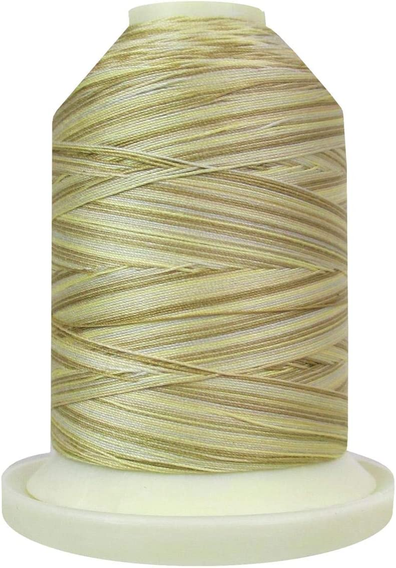 American /& Efird 41-SM071 Signature 41 Cotton Variegated Colors 700yd-Neutral Tints