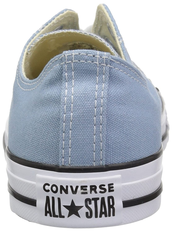 Converse Erwachsene CTAS Seasonal-ox-Weiß Monochrome-Unisex Turnschuhe Turnschuhe Turnschuhe  4df4a6