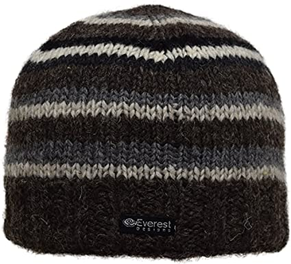 Amazon.com  Everest Designs Unisex Half Pipe Beanie 629993a00a1a
